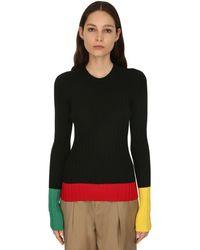 JW Anderson メリノウールセーター - ブラック