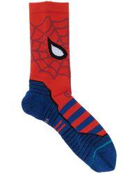 """Stance Socken Aus Nylonmischung """"spidey"""" - Blau"""