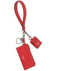 Dolce & Gabbana Клатч И Чехол Для Air Pod - Красный