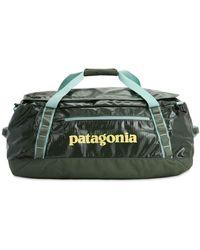 Patagonia Black Hole リサイクルポリエステルダッフルバッグ 55l - グリーン