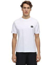 BOTTER コットンジャージーtシャツ - ホワイト