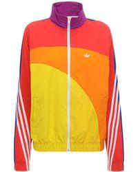 adidas Originals Pride Off Centre Jacket - Multicolour