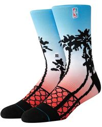 Stance Logoman Palms Socks - Mehrfarbig