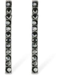 FEDERICA TOSI - Medium Lobo Line Earrings - Lyst