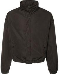 Bottega Veneta - Куртка С Капюшоном Из Техноматериала - Lyst