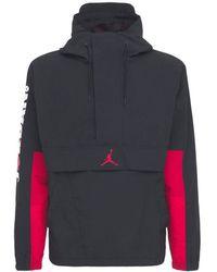 Nike Jordan Jumpman Hooded Jacket - Black