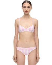 """Solid & Striped Bikinioberteil """"rachel"""" - Pink"""