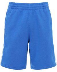 adidas Originals Adicolor 3d Trefoil Shorts - Blue