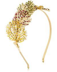 Rosantica - Gorgonia Headband - Lyst