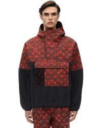Nike Куртка С Капюшоном Acg Aop - Черный