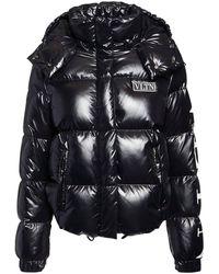 Valentino Куртка С Капюшоном Vltn - Черный