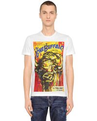 DSquared² - Surf Fit Buffalo ジャージーtシャツ - Lyst