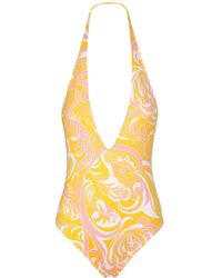 Emilio Pucci - Sustainable ワンピース水着 - Lyst