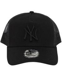 KTZ Clean Trucker Ny Yankees キャップ - ブラック