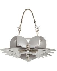 Niels Peeraer - Wings Heart Leather Shoulder Bag - Lyst