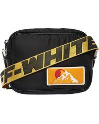 Off-White c/o Virgil Abloh Puffy Crossbody Bag - Black