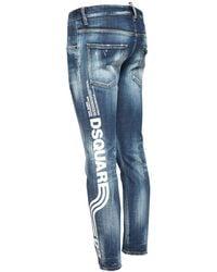 DSquared² - Skater デニムジーンズ 16cm - Lyst