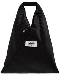 MM6 by Maison Martin Margiela Двухсторонняя Сумка Small Japanese - Черный