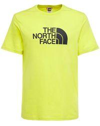 The North Face - コットンtシャツ - Lyst