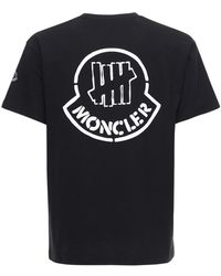 Moncler Genius Футболка Из Джерси - Черный