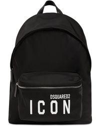 DSquared² - Icon ナイロンバックパック - Lyst