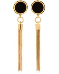 Anton Heunis - Didah Tassel Earrings - Lyst