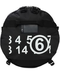 MM6 by Maison Martin Margiela Northface X Mm6 Circle バックパック - ブラック