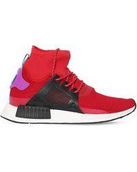 """adidas Originals Кроссовки """"nmd_xr1 Adventure"""" - Красный"""