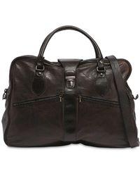 Numero 10 - Zermatt Leather Bag - Lyst
