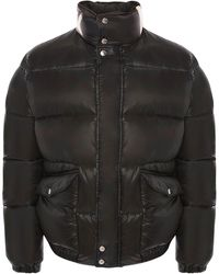 Alexander McQueen - Куртка Из Нейлона С Логотипом - Lyst