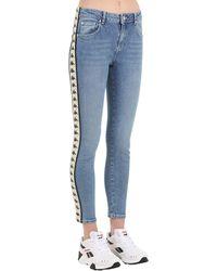 "Kappa Jeans ""Banda Bissa"" In - Blu"