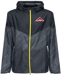 Nike Windrunner Trail ランニングジャケット - ブラック