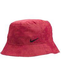 Nike Fischerhut - Rot