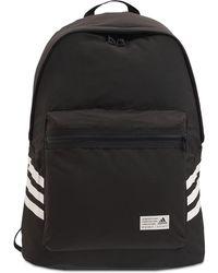 adidas Originals Рюкзак С Логотипом Stripes - Черный