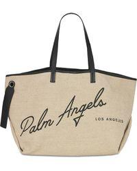 "Palm Angels Tote ""la Shopping Cabas"" - Mehrfarbig"