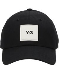 Y-3 - Square Label ナイロンキャップ - Lyst