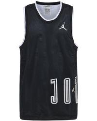 Nike Jordan Sport Dna Jersey Tank Top - Black