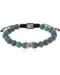 Cantini Mc Firenze - Crown Beaded Bracelet - Lyst