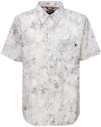 Marmot Bennett Peak Short Sleeve Shirt - Mehrfarbig