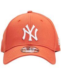 "KTZ Kappe ""ny Yankees League Essential 39thirty"" - Orange"