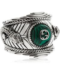 Gucci - Garden Ring - Lyst