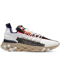 "Nike Sneakers ""React Wr Ispa"" - Bianco"