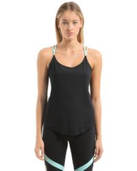 Under Armour - Misty Strappy Tank Top - Lyst