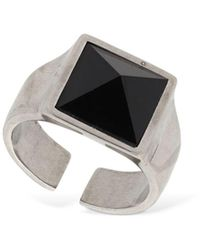 Isabel Marant Golden Mother Pyramid Ring - Mehrfarbig