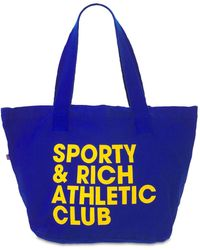 Sporty & Rich Сумка Exercise Often - Синий
