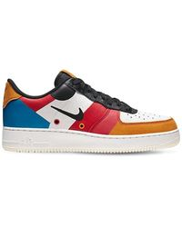 Nike Air Force 1 '07 Premium Shoe - Multicolor
