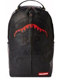 Sprayground Rip Me Open Backpack - Black
