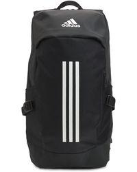 adidas Originals Ep/syst. 3 Stripes リフレクティブバックパック 20 - ブラック