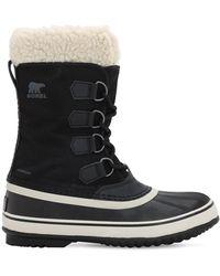 Sorel Winter Carnival ブーツ - ブラック