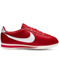 Nike X Stranger Things Cortez Sneakers - Red